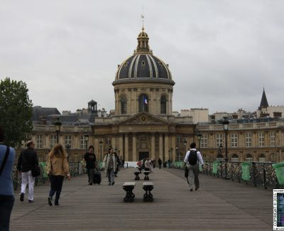Paris – Pont Des Arts