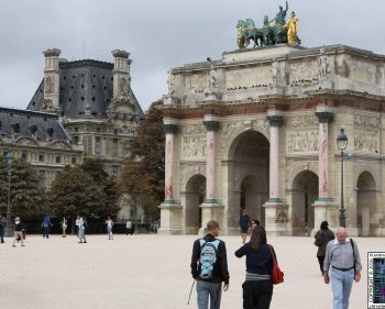 Paris – Arc De Triomphe De Carrousel