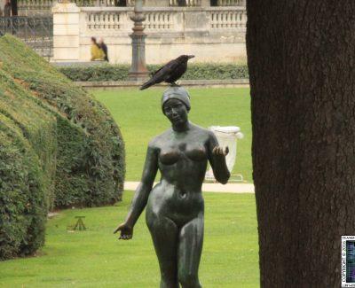 Paris – Jardin Des Tuileries