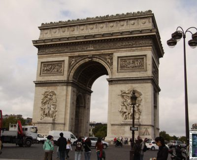 Paris – Arc De Triomphe