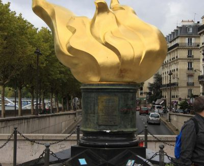 Paris – Flame Of Liberty