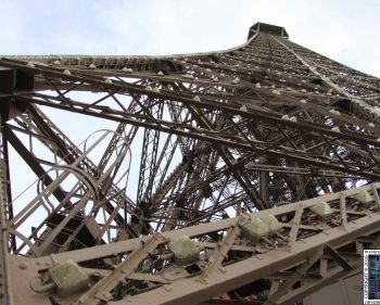 Eiffel Tower – 2nd Level