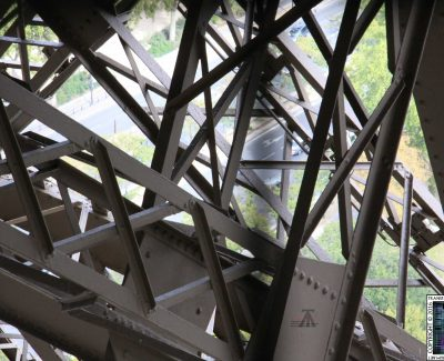 Eiffel Tower – Super Structure