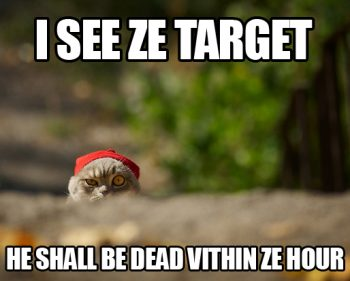 Picture Imp: I See Ze Target