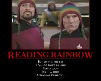 Picture Imp: Reading Rainbow