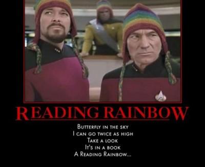 Picture Imp: Reading Rainbow