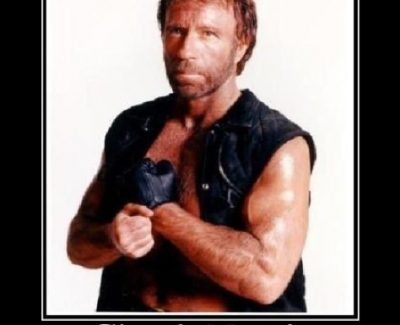 Picture Imp: Chuck Norris Tuesday
