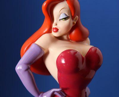 Jessica Rabbit Statue