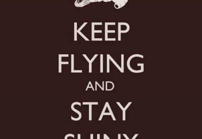 Picture Imp: Keep Flying And Stay Shiny