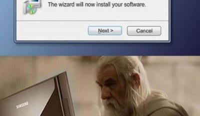 Picture Imp: The Wizard Will Now Install Your Software.