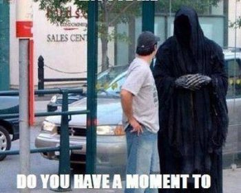 Picture Imp: Do You Have A Moment To Hear The Word Of Sauron?