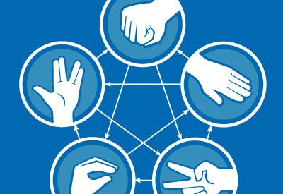 Picture Imp: Rock Paper Scissors Lizard Spock