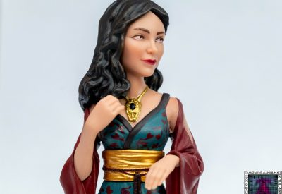 Firefly Cargo Crate 10 – Inara Photos