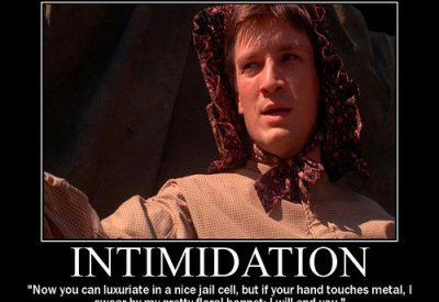 Picture Imp: Intimidation