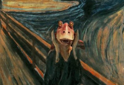 The New Star Wars: Aftermath Novel Reveals the Pitiful Fate of Jar Jar Binks