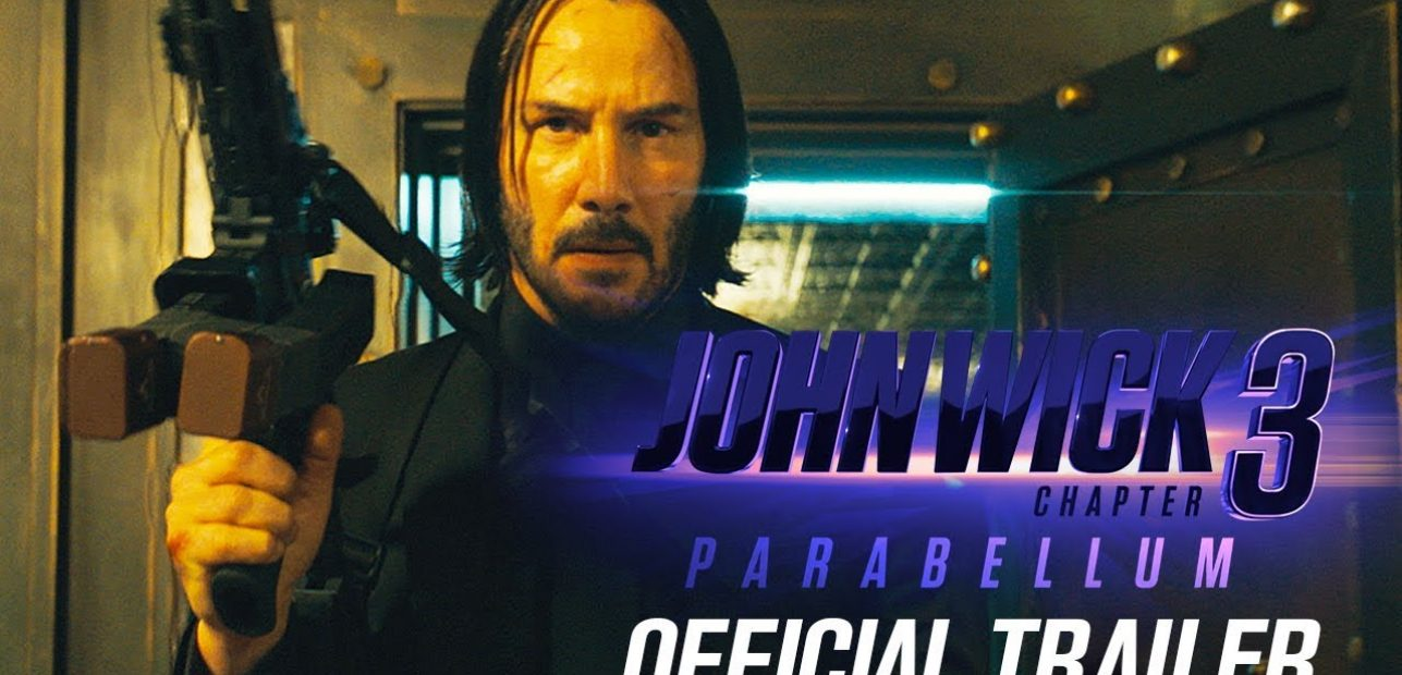 John Wick: Chapter 3 – Parabellum (2019 Movie) New Trailer – Keanu Reeves, Halle Berry