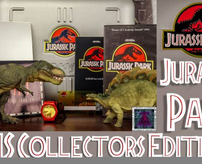 Jurassic Park VHS Collector's Edition