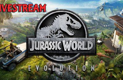 Jurassic World Evolution – Lets Begin