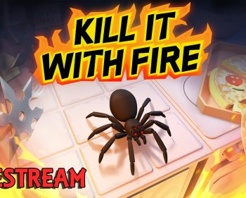 Kill It With Fire: Ignition Demo – Lets Play