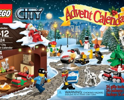 LEGO City Advent Calendar – 60024