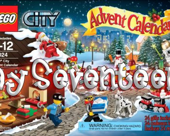 LEGO City Advent Calendar Day 17 – 60024