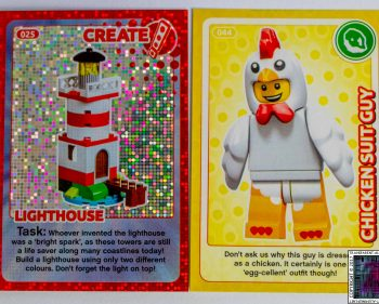 LEGO Create The World Cards Photos
