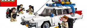 LEGO Ghostbusters Ecto-1 Limited Edition 21108 – Let's Build