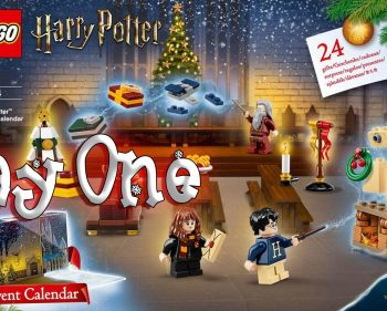LEGO Harry Potter Advent Calendar Day 1 – 75946