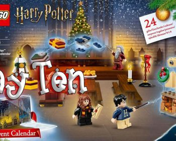 LEGO Harry Potter Advent Calendar Day 10 – 75946