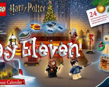LEGO Harry Potter Advent Calendar Day 11 – 75946