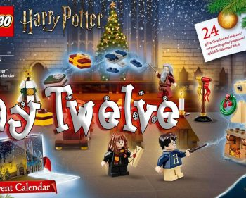 LEGO Harry Potter Advent Calendar Day 12 – 75946