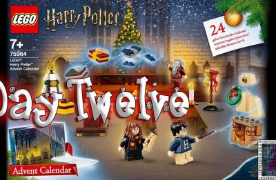 LEGO Harry Potter Advent Calendar Day 12 – 75946