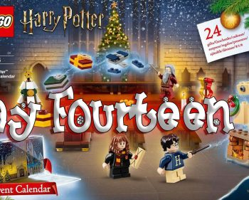 LEGO Harry Potter Advent Calendar Day 14 – 75946
