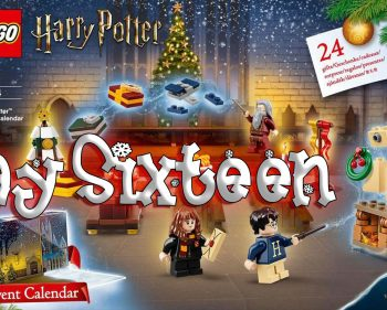 LEGO Harry Potter Advent Calendar Day 16 – 75946