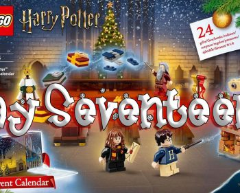 LEGO Harry Potter Advent Calendar Day 17 – 75946