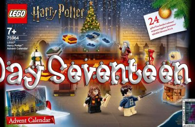 LEGO Harry Potter Advent Calendar Day 17 – 75946