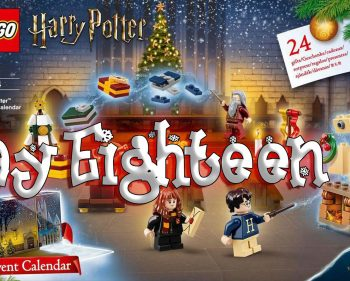 LEGO Harry Potter Advent Calendar Day 18 – 75946