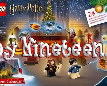 LEGO Harry Potter Advent Calendar Day 19 – 75946