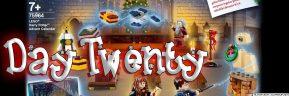 LEGO Harry Potter Advent Calendar Day 20 – 75946