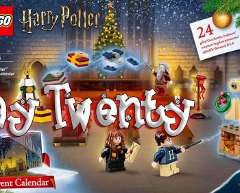 LEGO Harry Potter Advent Calendar Day 20 – 75946