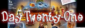 LEGO Harry Potter Advent Calendar Day 21 – 75946