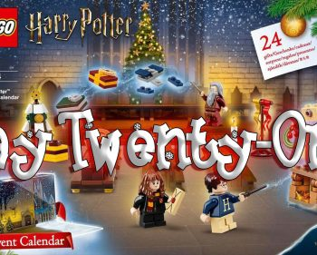 LEGO Harry Potter Advent Calendar Day 21 – 75946