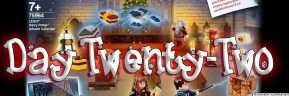 LEGO Harry Potter Advent Calendar Day 22 – 75946