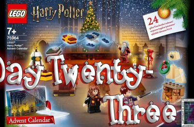 LEGO Harry Potter Advent Calendar Day 23 – 75946