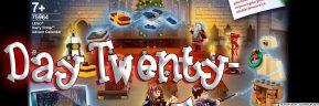 LEGO Harry Potter Advent Calendar Day 24 – 75946