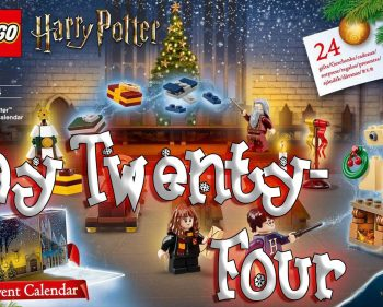 LEGO Harry Potter Advent Calendar Day 24 – 75946