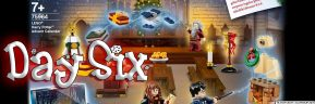 LEGO Harry Potter Advent Calendar Day 6 – 75946