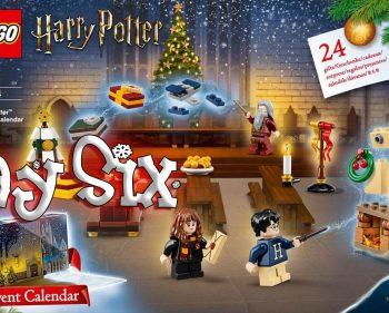 LEGO Harry Potter Advent Calendar Day 6 – 75946