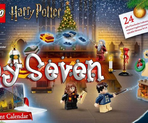 LEGO Harry Potter Advent Calendar Day 7 – 75946