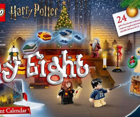 LEGO Harry Potter Advent Calendar Day 8 – 75946
